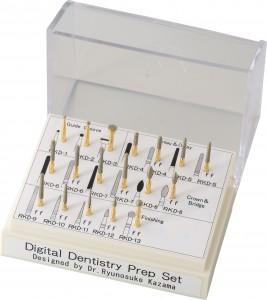Digital Dentistry Prep Set
